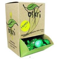Oskri Organics - Mini Bar Patties Honey Mints - 80 Piece(s)