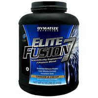 Dymatize Nutrition Elite Fusion 7 Protein Blend Dietary Supplement Powder Cookies & Cream