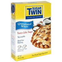Sugar Twin Sugar Substitute, Granulated White, 2.85-Ounce Boxes (Pack of 12)