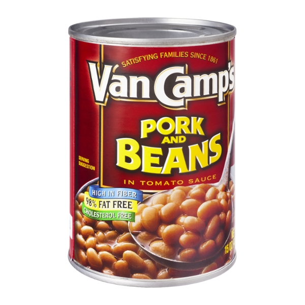 Van Camp's Pork and Beans