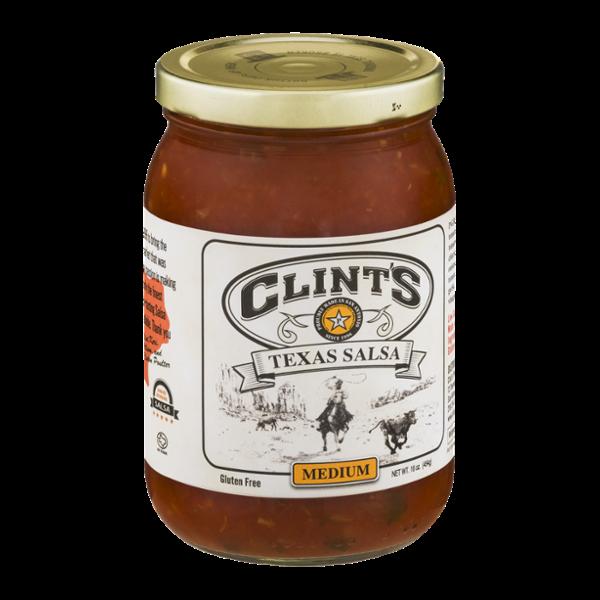 Clint's Texas Salsa