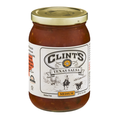 Clint's Texas Salsa