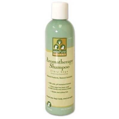 Our Pet's ecoPure Sage Aromatherapy Shampoo, 8 Ounce