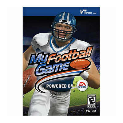 VTree LLC My Football Game (PC Games)