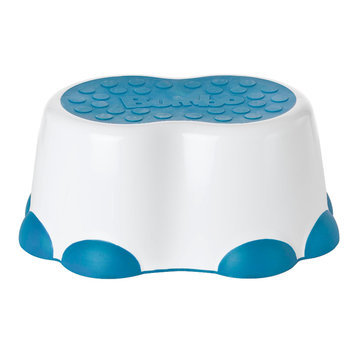 Bumbo Toddler Step Stool - Blue/Dark Blue B10074