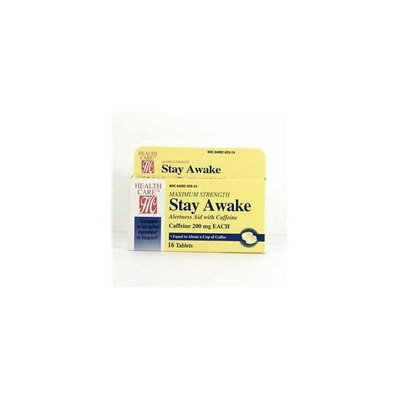 Health Care 315450 Stay Awake Tablets- Case of 24