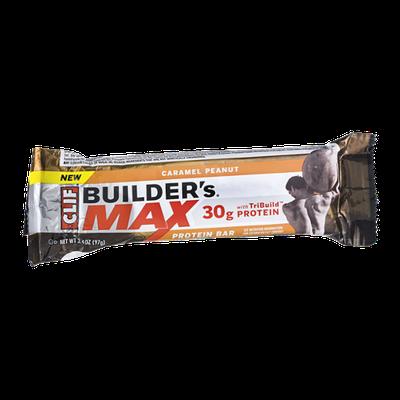 Clif Builder's Max Protein Bar Caramel Peanut