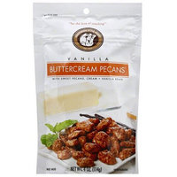 Southern Style Nuts Vanilla Buttercream Pecans, 4 oz, (Pack of 6)