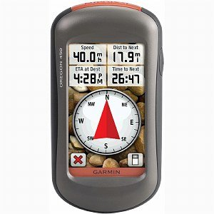 Garmin Oregon 450 Portable Gps System Model 010-00697-40