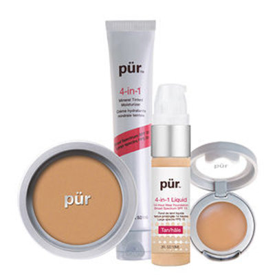 Pur Minerals 4-in-1 Complexion Kit