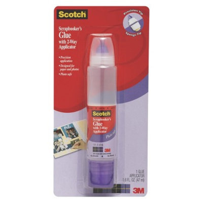 Scotch Glue Scrapbookers 1.6 OZ