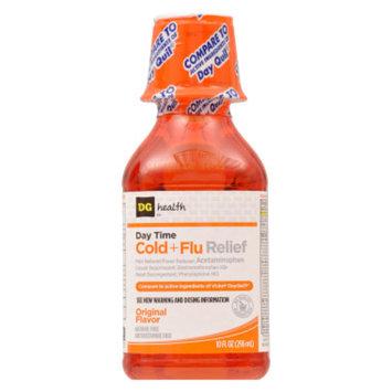 DG Health Daytime Cold + Flu Relief, 10 oz