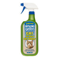 Simple Green 32 oz. Cat Pet Stain and Odor Remover