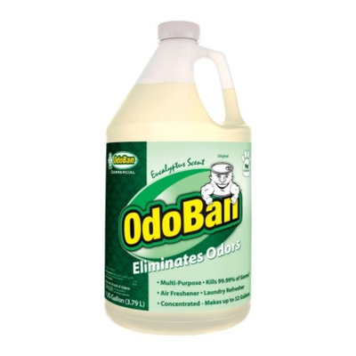 Odoban® 1 gal Odor Eliminator and Disinfectant Concentrate - 4 Pack