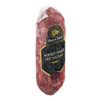 Boar's Head Sopressata Dry Sausage