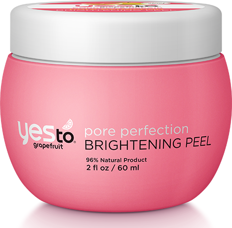 Yes To Grapefruit Pore Perfection Brightening Peel