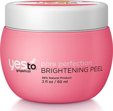 Yes To Grapefruit Pore Perfection Brightening Peel