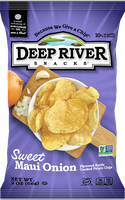 Deep River Snacks Sweet Maui Onion Kettle Chips