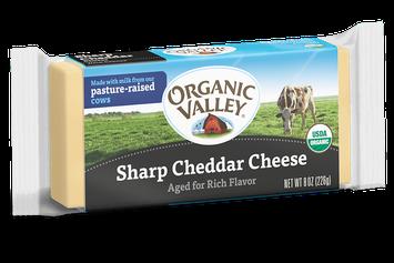 Organic Valley® Sharp Cheddar