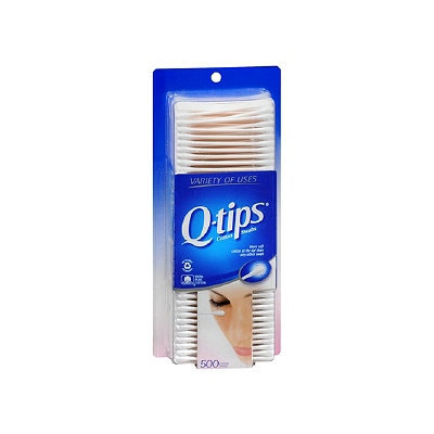 Q-tips Cotton Safety Swabs