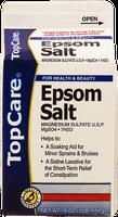 Topcare Epsom Salt