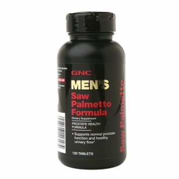 GNC Men's Saw Palmetto Prostate Health Formula