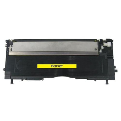 Insten INSTEN 3x Yellow Premium Toner Cartridge for Samsung CLP-320/325 OEM #: CLT-Y407S
