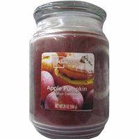 Mainstays 20 oz Candle, Apple Pumpkin