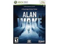 Microsoft Corp. Alan Wake: Limited Edition Xbox 360 Game Microsoft