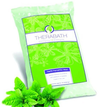Therabath® PRO® WINTERGREEN Refill Paraffin Wax 6 lbs. - 6 - 1 lb. Individually Wrapped Theraffin Packages
