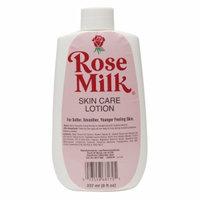Rose Milk Skin Care Lotion, 8 fl oz