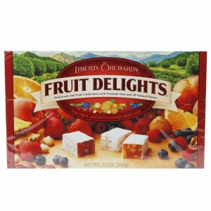 Liberty Orchards, Fruit Delights, 12 oz, 4 pk