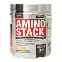 Image Sports - Amino Stack Performance & Strength Drink Mix Passion Fruit - 11.64 oz.