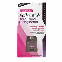 Nutra Nail Nailsentials Triple Power Strengthener, .5 fl oz