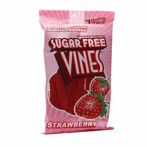 Red Vines, Sugar Free, Strawberry - 5 oz
