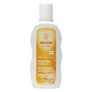 Weleda Oat Replenishing Shampoo, 6.4 oz