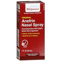 Walgreens Anefrin Nasal Spray Original, 1 oz