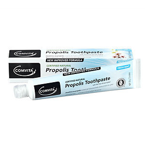 Comvita Natural Propolis Toothpaste, Cool Mint, 3.05 oz