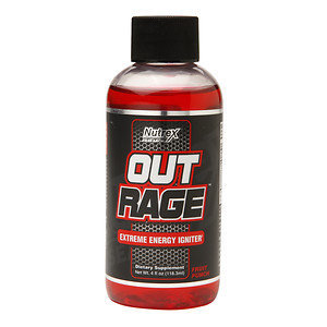 Nutrex Research Out Rage Extreme Energy Igniter Fruit Punch,12 Pk