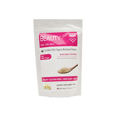 Mushroom Matrix - Beauty Organic Mushroom Powder - 3.57 oz.