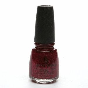 China Glaze Ruby Pumps Nail Polish - .5 oz.