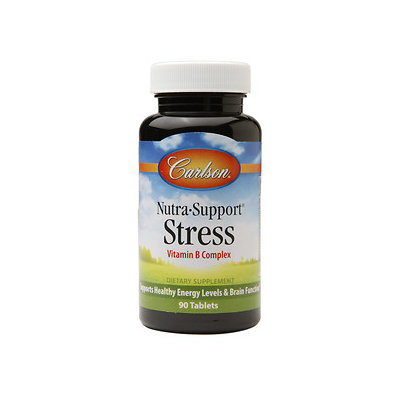 Carlson Nutra-Support Stress 90 Tablets