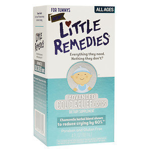 Little Remedies Advanced Colic Relief Drops, 4 oz