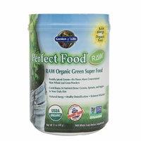 Garden of Life Perfect Food Raw Organic Green Super Food