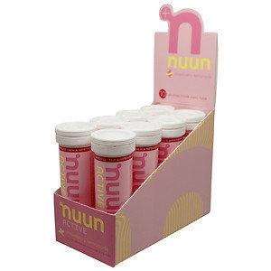 nuun Hydrating Electrolyte Tablet, Strawberry Lemonade, 8 pk, 1.9 oz