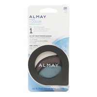 Almay Intense i-Color Party Brights All Day Wear Powder Shadow, Blues, .2 oz
