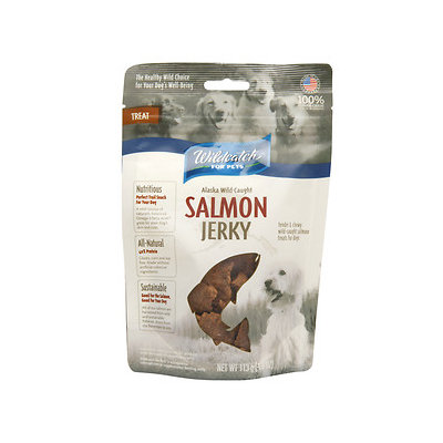 Wildcatch For Pets Salmon Jerky, 4 oz
