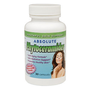 Absolute Nutrition Absolute Phytoceramides, 30 ea
