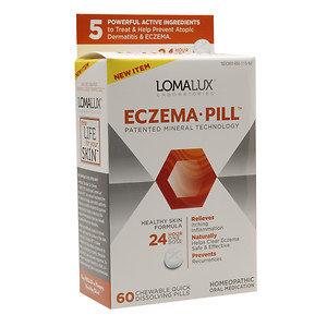 Loma Lux Eczema Pill, 60 ea