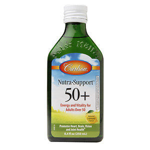 Carlson Labs - Nutra Support 50 - 8.4 oz.